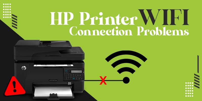 HP Printer WIFI Connection Problems